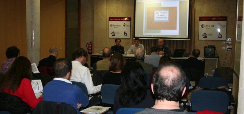 Jornada Informativa del Plan Energético de Navarra Horizonte 2030