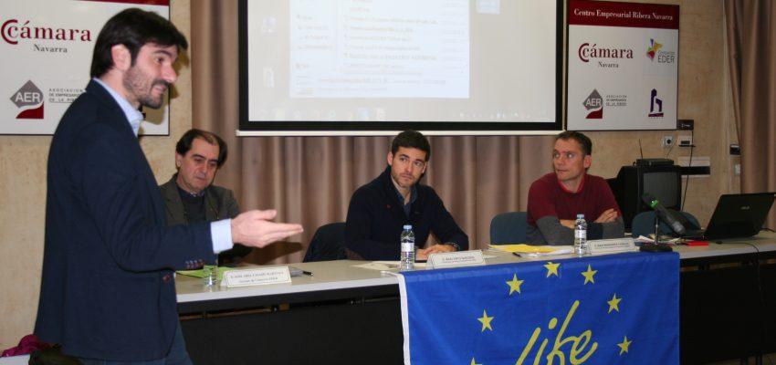 Jornada de difusión de los resultados del proyecto LIFE-Regadi-OX destinada a agricultores