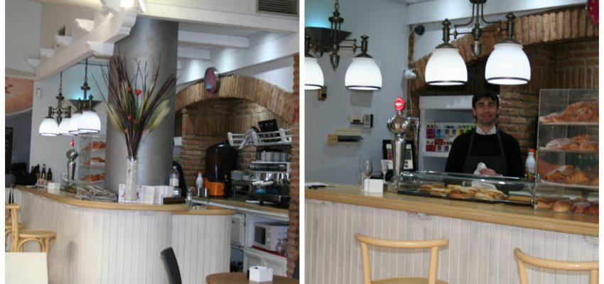 Cafetería-panadería Molino