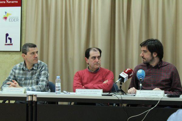 PRESENTACIÓN PLAN DE ACCIÓN DEL CONSORCIO EDER PERIODO 2017-2018
