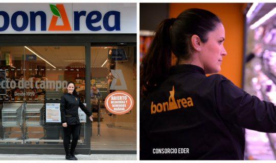 Nuevo supermercado bonArea en Peralta