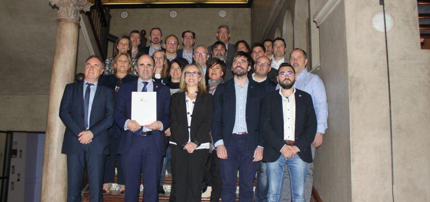 El Consorcio EDER presenta su ESTRATEGIA COMARCAL DE ESPECIALIZACION INTELIGENTE DE LA RIBERA NAVARRA