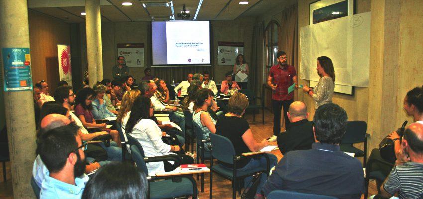 Comienzan las mesas de de trabajo de la Estrategia Comarcal de Especialización Inteligente Ribera de Navarra, ECEI RN.