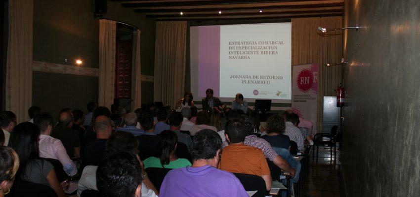 Nota de Prensa Jornada de Retorno – Plenario II ECEI Ribera Navarra