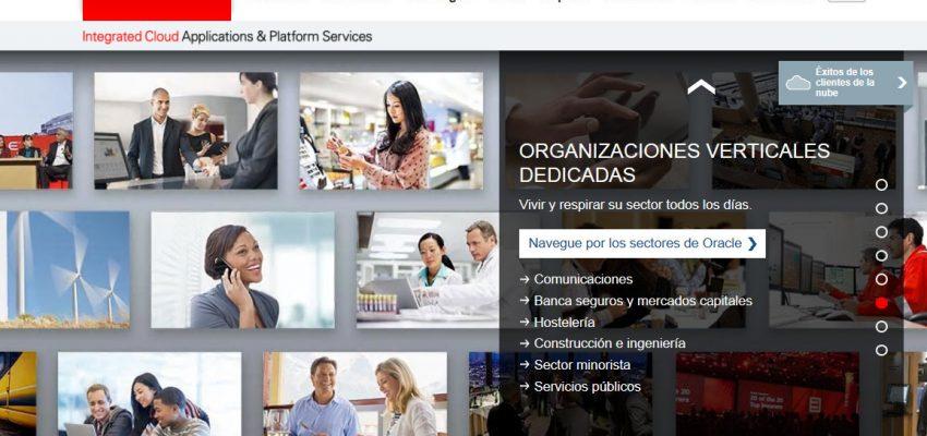 Oferta de Cursos de tecnología Oracle financiados por el Gobierno de Navarra