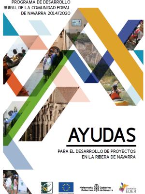 2ª Convocatoria de Ayudas para la Ribera de Navarra Implementación Estrategia Desarrollo Local Participativo-LEADER