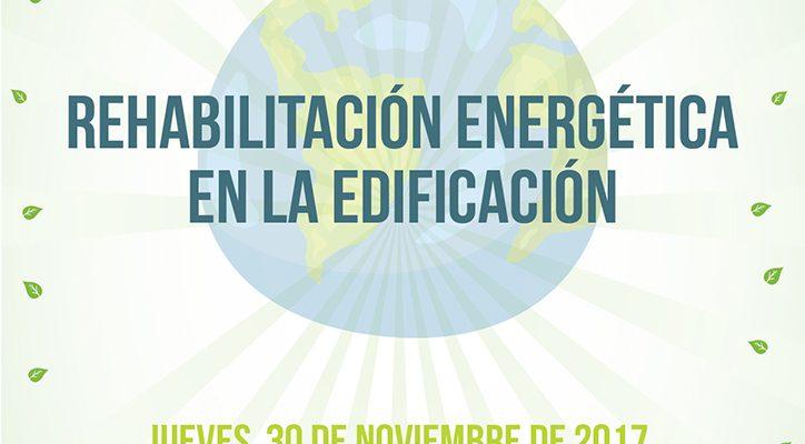 I Jornadas de Difusión y Sensibilización Energética «REHABILITACIÓN ENERGÉTICA EN LA EDIFICACIÓN»