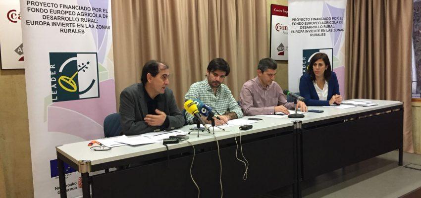 El Consorcio EDER presenta la 2ª Convocatoria de Ayudas para la Ribera de Navarra LEADER del PDR 2014-2020.