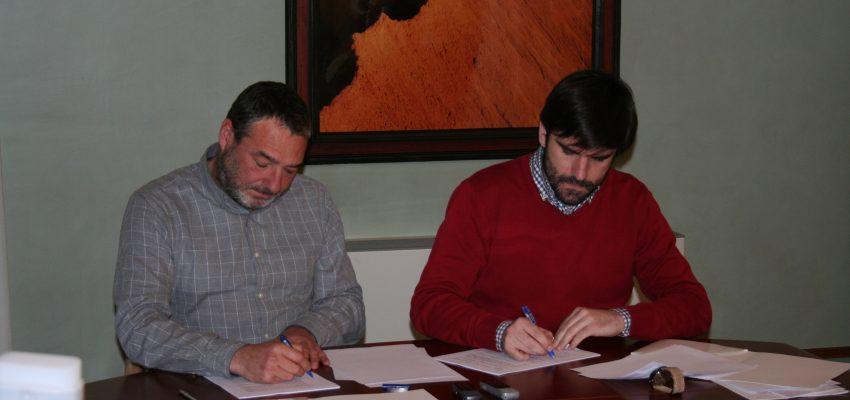 Firma del Convenio del Plan de Turismo de Bardenas