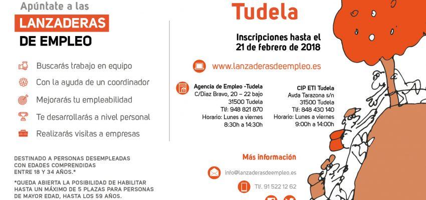 Lanzaderas de Empleo Tudela