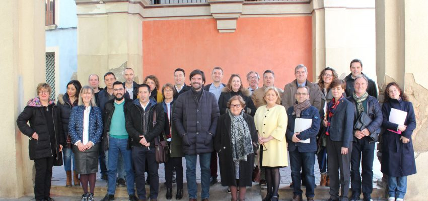 Constitución del Comité de Impulso y Seguimiento de la Estrategia Comarcal de Especialización Inteligente de la Ribera Navarra