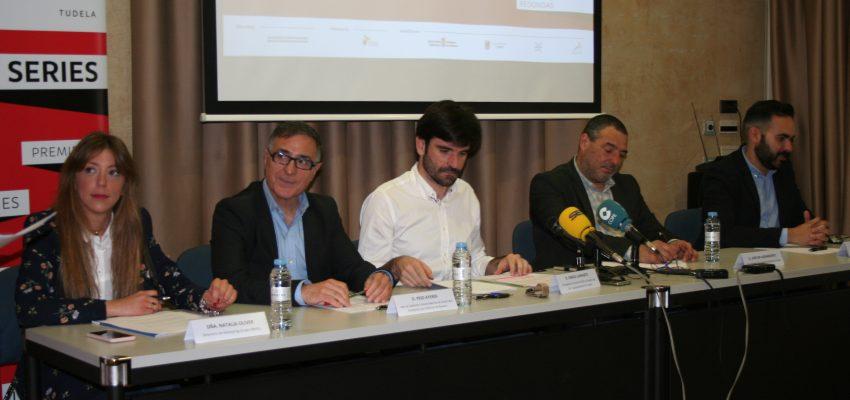 El Consorcio EDER y la Asociación de Informadores Cinematográficos de España presentan en Tudela el Certamen «LO QUE VIENE»