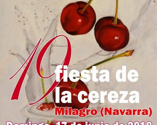 XIX Fiesta de la Cereza de Milagro
