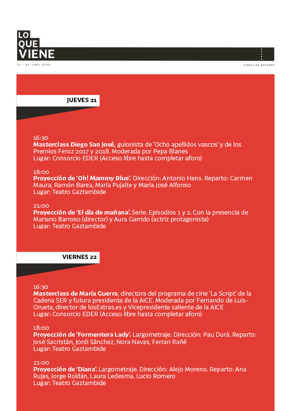 Programa para público - pagina 1