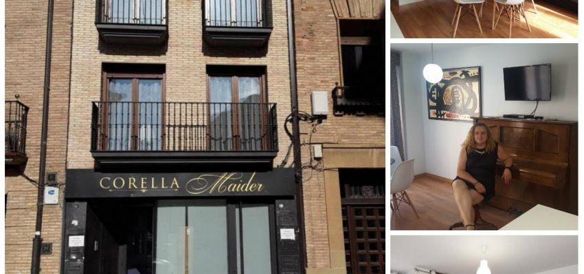 Apartamentos Corella Maider