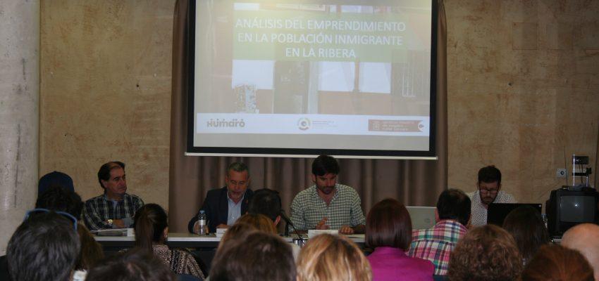 JORNADA SOBRE EMPRENDIMIENTO DE LA POBLACIÓN EXTRANJERA EN LA RIBERA NAVARRA