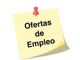 OFERTA DE EMPLEO FRESADOR