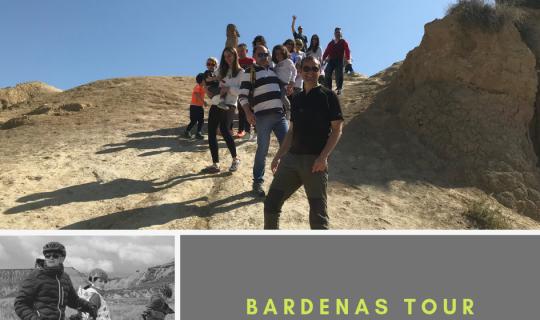 BARDENAS TOUR