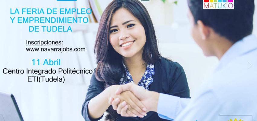 Feria de Empleo y Emprendimiento de Tudela
