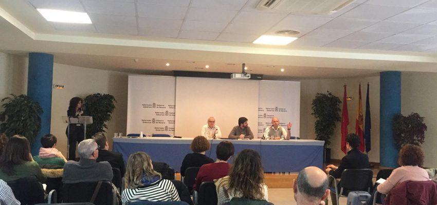 Jornada Presente y Futuro de la Participación Ciudadana en las entidades locales de Navarra