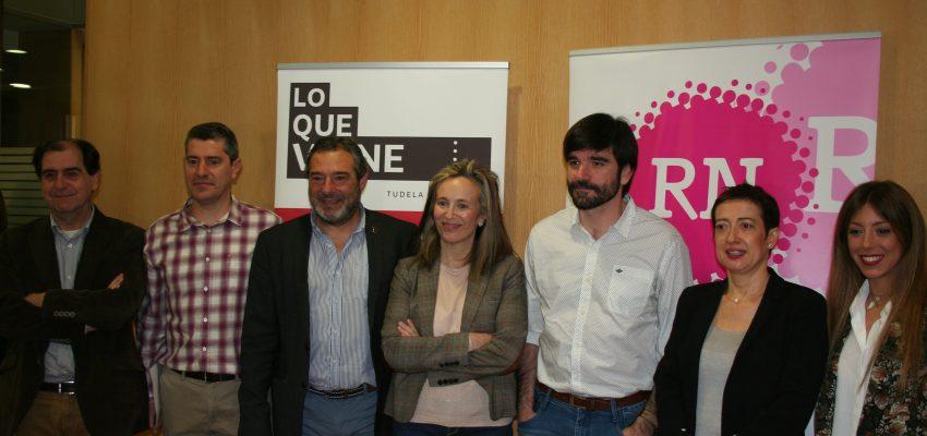 """Consorcio EDER y la Asociación de Informadores Cinematográficos de España, presentan la II edición del Certamen Cinematográfico """"Lo que Viene"""" en Tudela"""