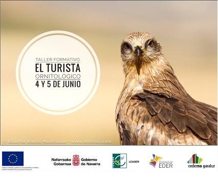 Taller Formativo: El turista ornitológico