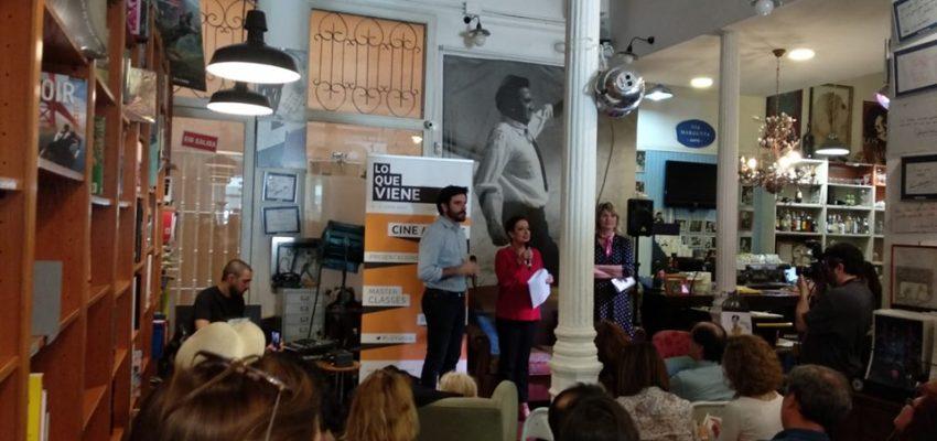 Presentación del festival de cine LQV2019 en Madrid