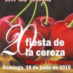 20 Fiesta de la Cereza de Milagro. 16 de junio