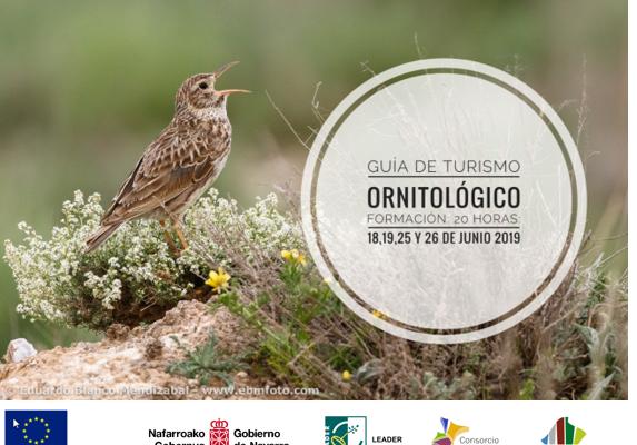 Formación Guía de turismo ornitológico, 20 horas