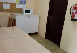 Instalación de cocina en Cruz Roja Española