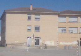 Renovación de carpintería exterior en centro escolar