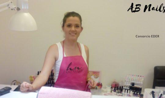 Andressa ha abierto un centro de estética en Tudela