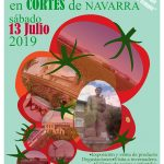 Día del Tomate Rosa de Cortes