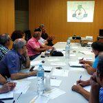 Reunión en Consorcio EDER de ayuntamientos firmantes del Pacto por el Clima y la Energía