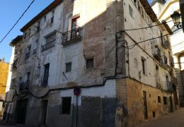 Regeneración casco histórico de Peralta