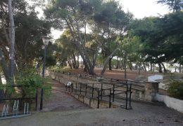 Puesta en valor del parque del Romero