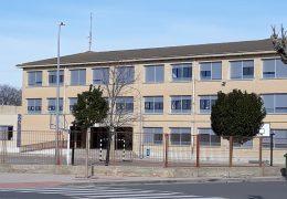 Paneles solares en colegio público