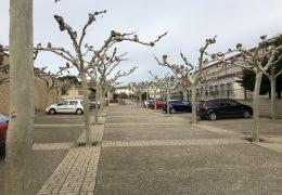 Rehabilitación de casco urbano para parque de encuentro intergeneracional