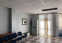 Climatización del club de jubilados y sala polivalente