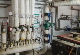 Mejora del sistema de emisión de calor