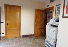 Eliminación de barreras arquitectonicas en la casa consistorial de Monteagudo