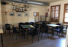 Mejora de la accesibilidad en el bar y cafeteria
