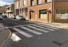 Accesibilidad en pasos de peatones