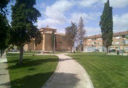 Urbanización del parque de la esperanza
