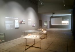 Exposición permanente del yacimiento del Cerro de la Cruz