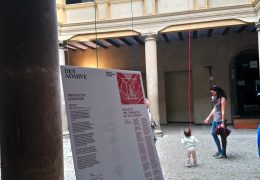 Des-Adarve. Festival de arte efimero de Tudela