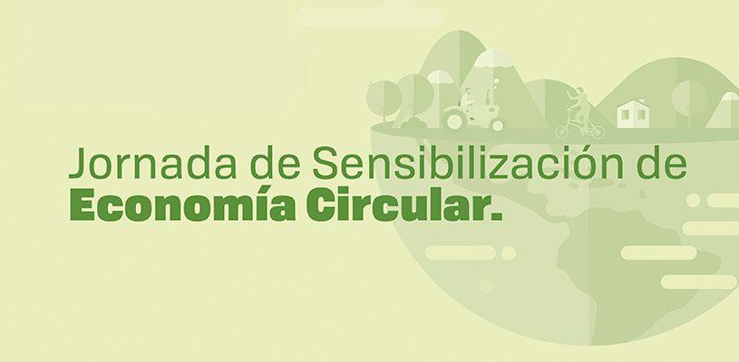 Jornada de Sensibilización de Economía Circular. Charla y Showcooking de Aitor Castellano