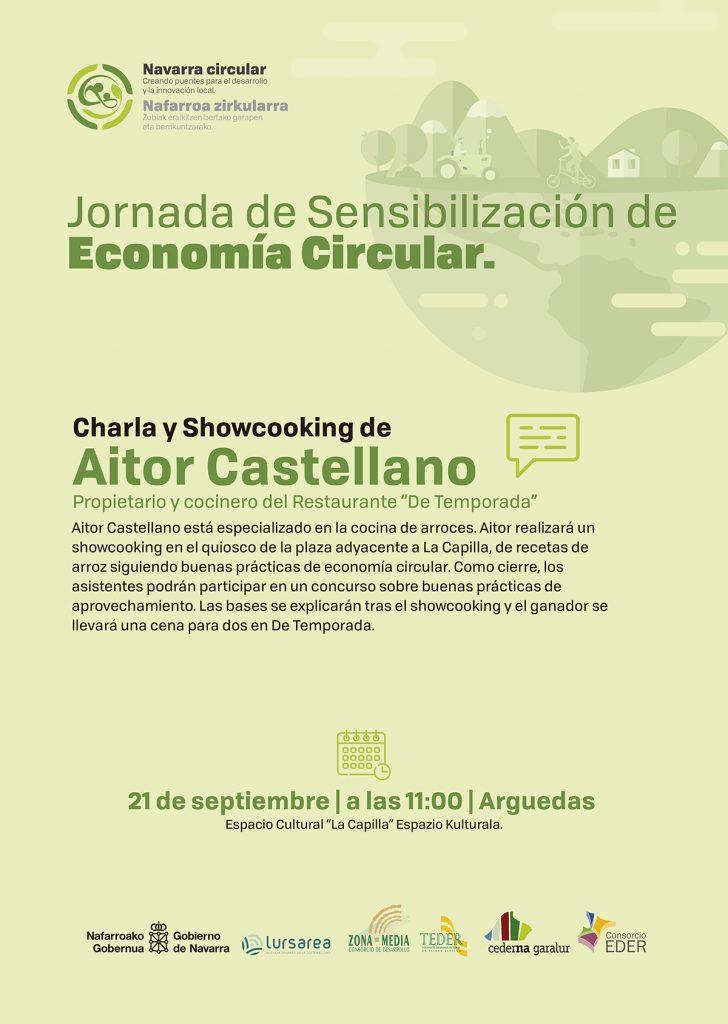 Jornada de Sensibilización de Economia Circular