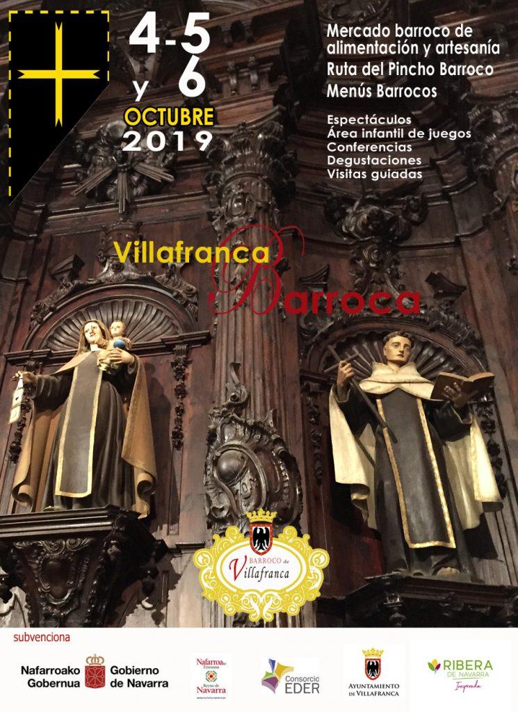 Villafranca es barroca