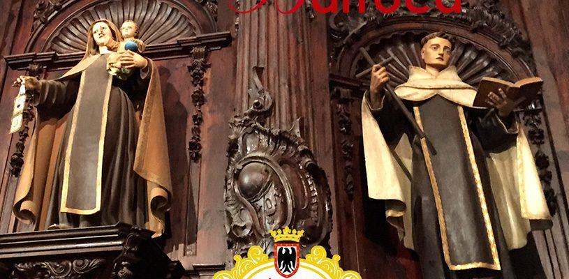 Del lunes 30 al 6 de octubre, Villafranca es barroca